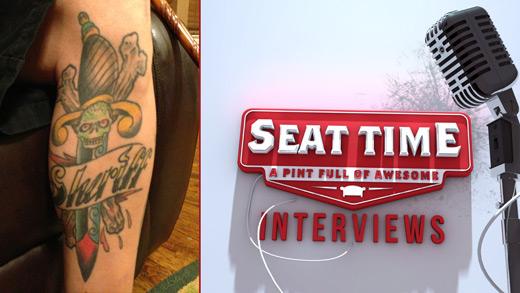 Josh Demuth interview about losing leg