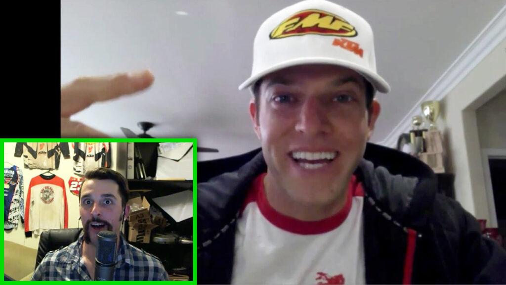 Kurt Caselli on Seat Time talking Dakar fill in for Marc Coma