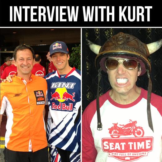Interview with Kurt Caselli