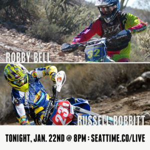 Seat Time Episode 70 w/ Robby Bell and Russell Bobbitt