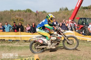 Toby Price at 2012 ISDE Red Bull Six Days