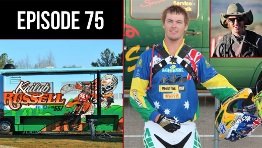 Seat Time Episode 75 with Kailub Russell, Toby Price and Erek Kudla