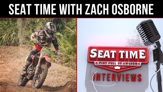 Seat Time with Zach Osborne