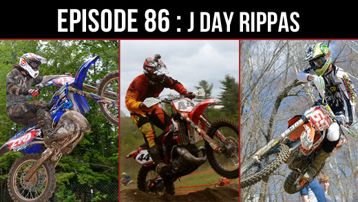 Seat Time Episode 86 with J Day Offroad Rippas