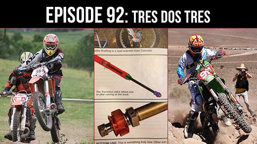 Seat Time Episode 92 : Tres Dos Tres