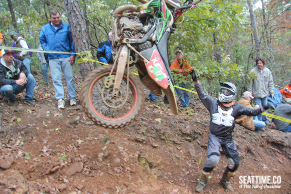 James Hill : Sprint Enduro Challenge