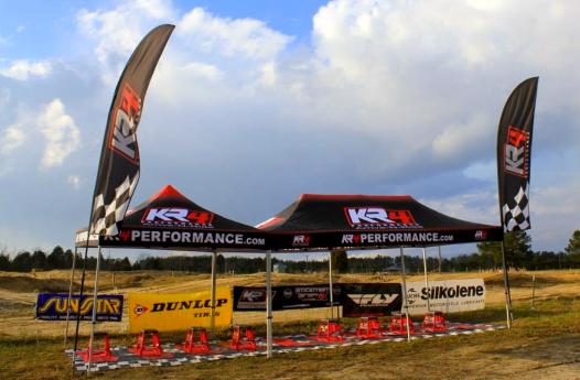 KR4 at National Enduros