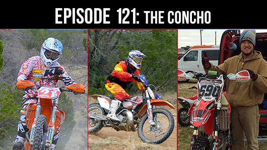 Seat Time Episode121 : The Concho