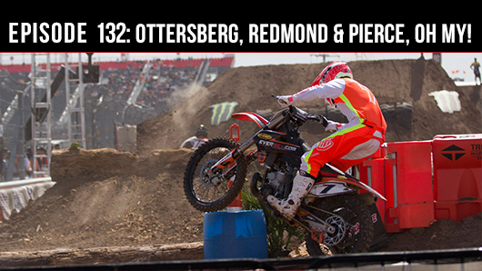 Episode 132 : Offroad Racing Podcast with Kyle Redmond