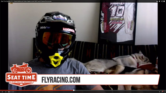 Colton Haaker talks X Games on Seat Time Live