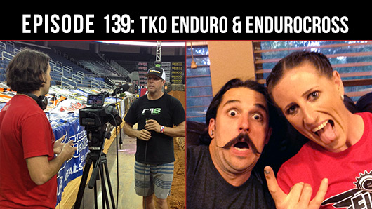 TKO Enduro and Atlanta Endurocross