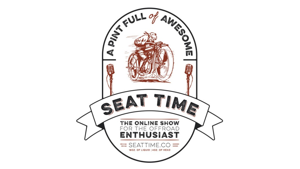 Seat Time Beer Label of Awesome