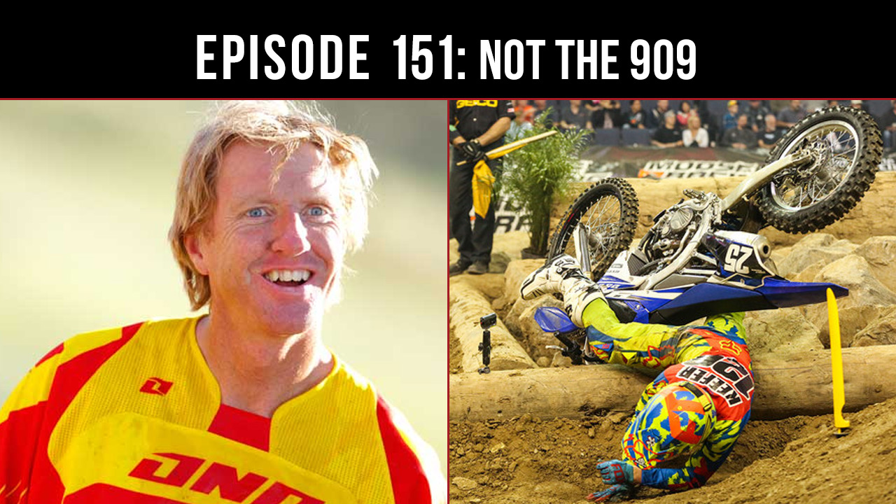 Dirt Rider's Kris Keefer chats on Seat Time