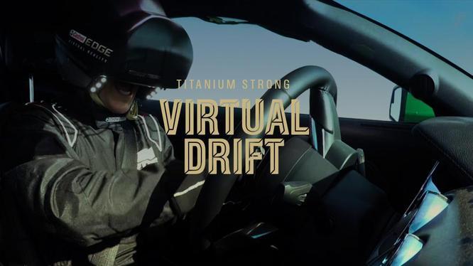 virtual drift by castrol