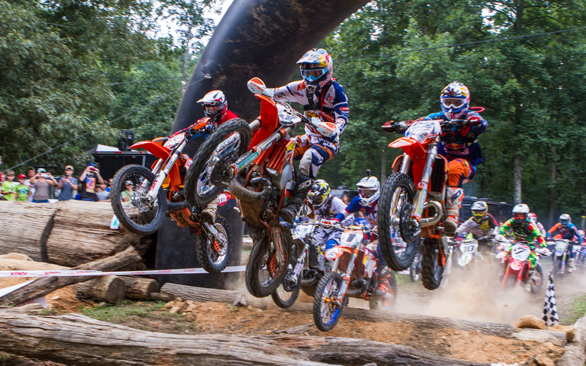 Tennessee knock out hard enduro
