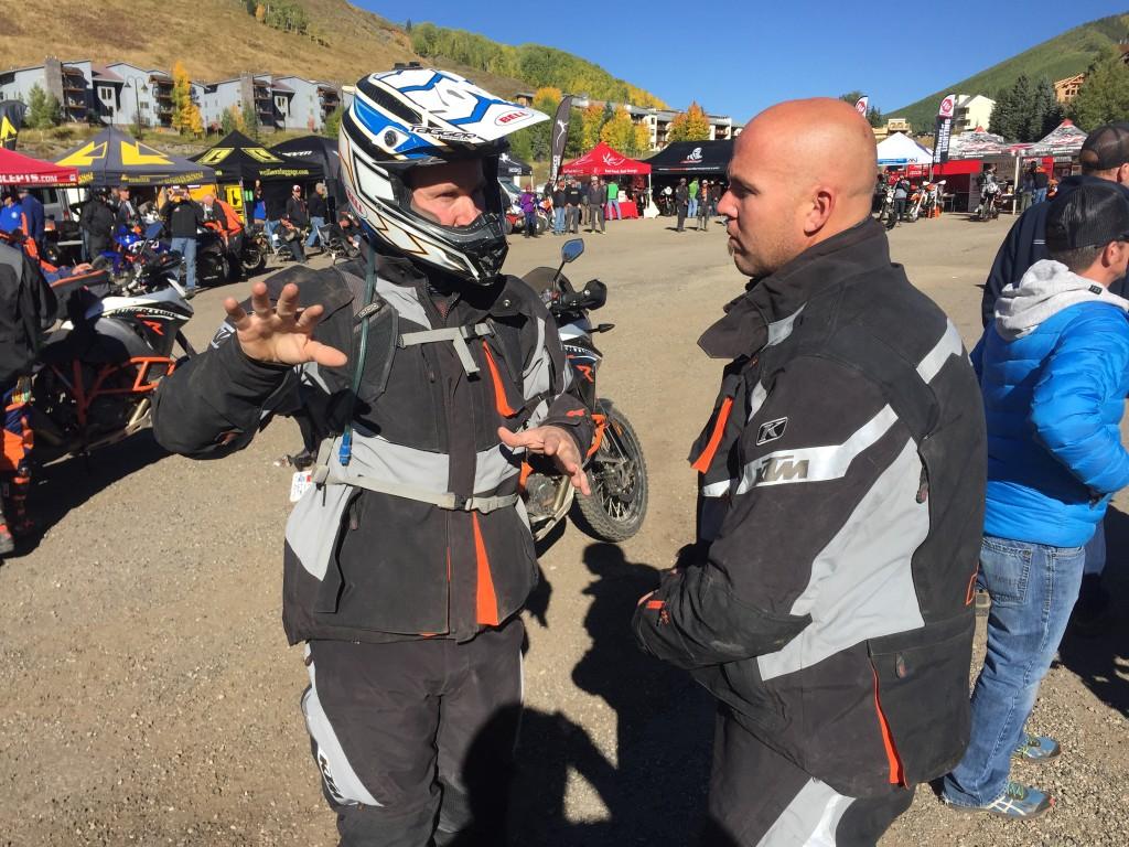 quinn Cody KTM Adventure Rider Rally