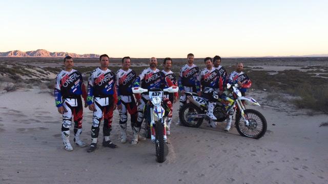 srt offroad san felipe 250 Team SRT