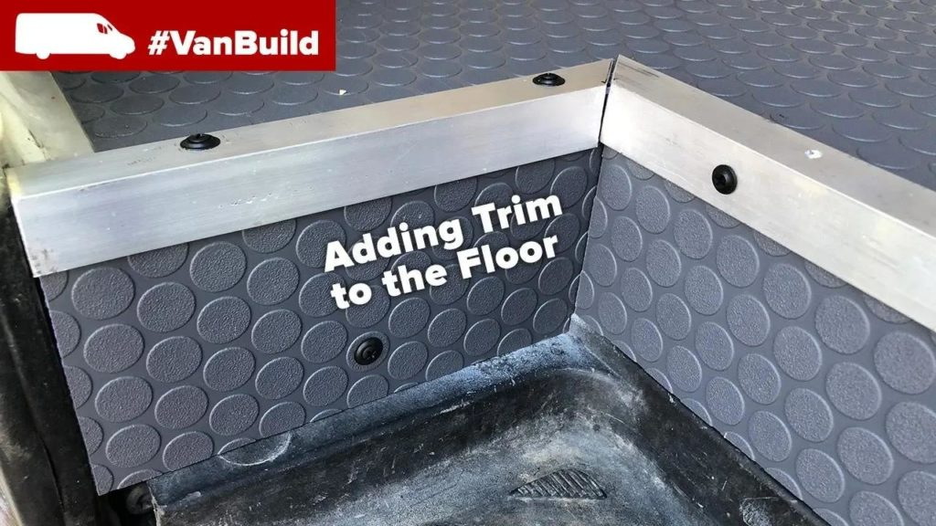 van build floor trim