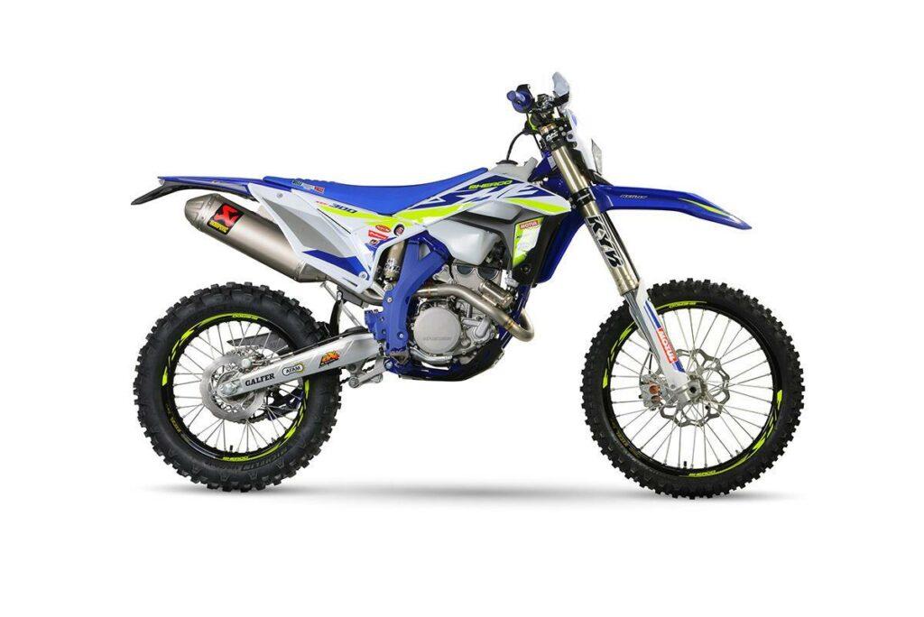 2021 Sherco Motorcycles