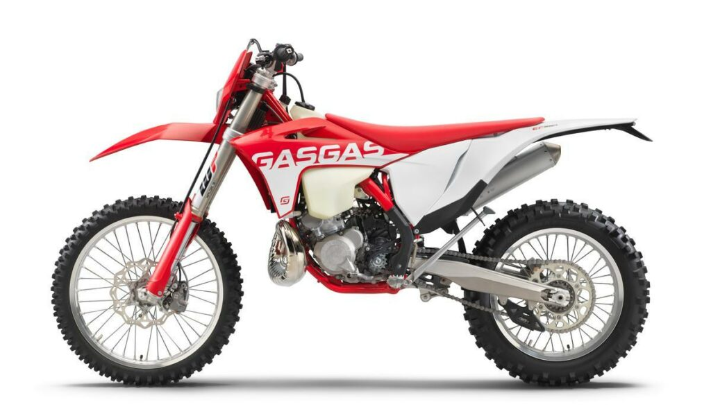 2021 GasGas looks FastFast