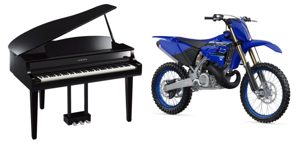 2021 Yamaha Motorcycles