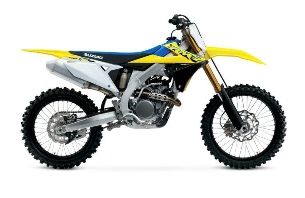 2021 Suzuki Motorcycles