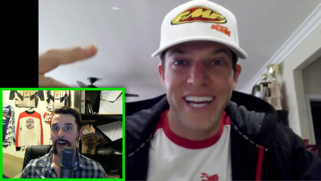 Kurt Caselli on Seat Time talking Dakar fill in for Marc Coma