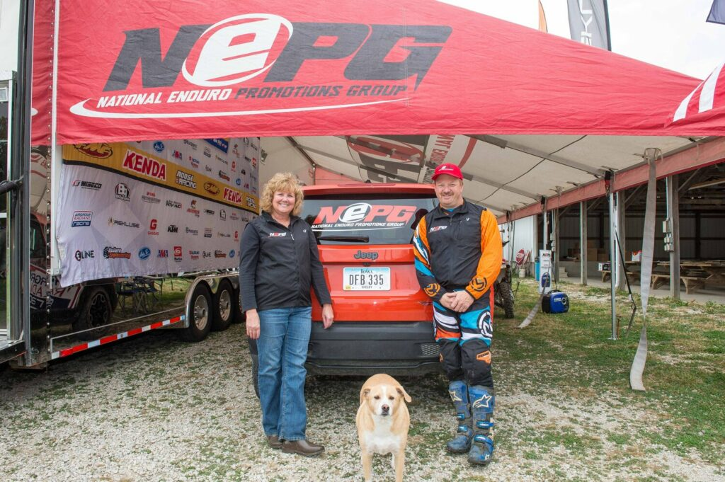 NEPG will no longer promote the AMA National Enduro Series.